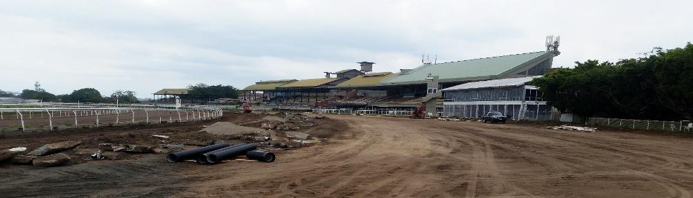Eagle Farm Race Track